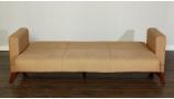 Omega divan dəsti sarı rəng 4