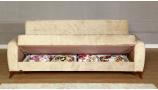 Modern divan dəsti sarı rəng 4