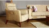 Modern divan dəsti sarı rəng 3